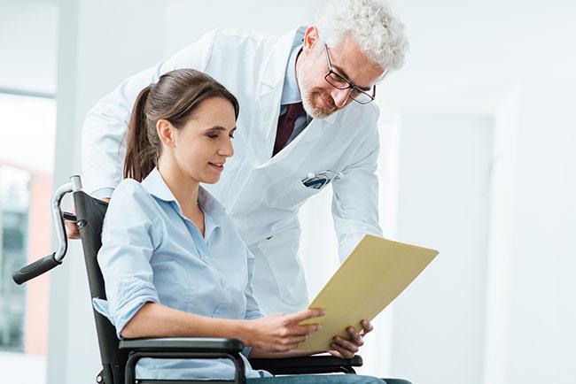 Arztpraxis Krankentransport