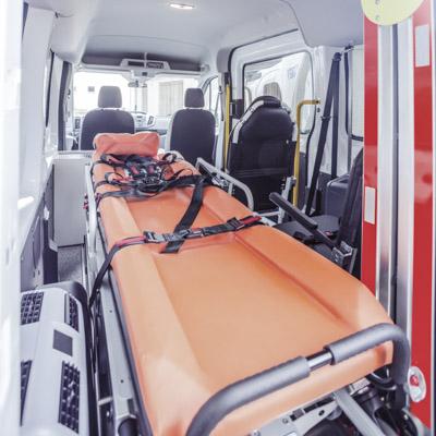 Krankenfahrdienst Fuhrpark 3