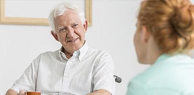 Krankenfahrdienst für Pflegeheime